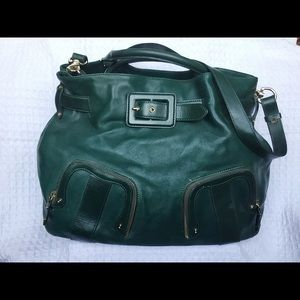 Cole Haan Large Leather Hobo
